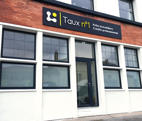 Agence Taux n°1 Angoulême : courtage en crédits immobiliers